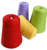Breimachine wol en garens